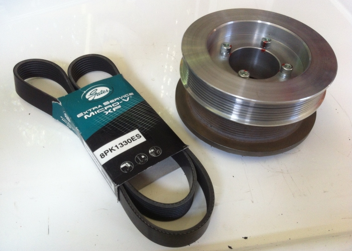 pulley resize